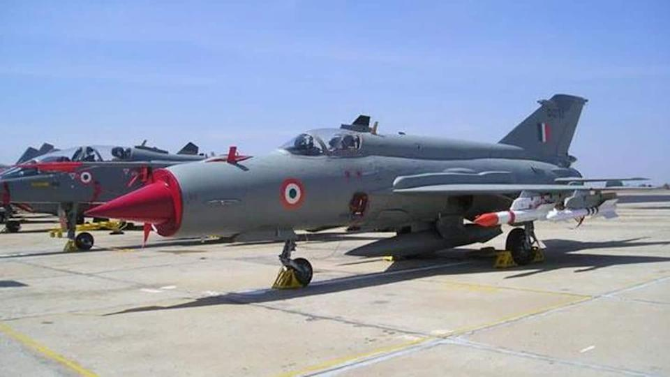 Indian Air Force Group Captain martyred in MiG-21 Bison accident