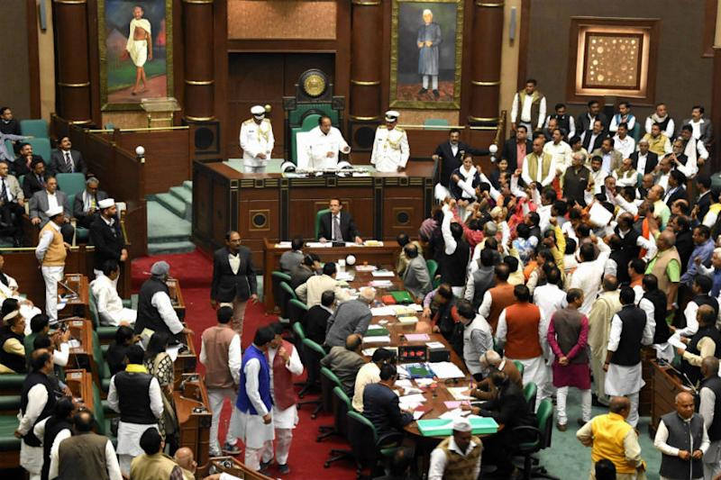 In a First, MP Assembly Witnesses Hectic Weekend, Carries on Business Till Sunday Night