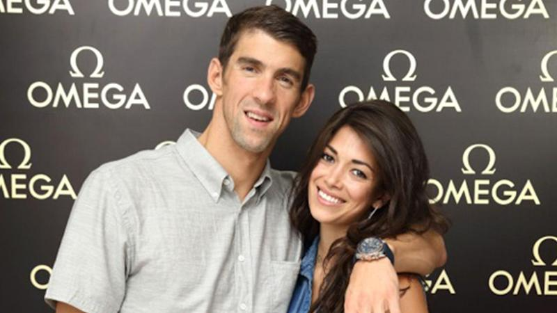 Michael Phelps and Wife Nicole Johnson Expecting Baby No. 2! See the Adorable Announcement