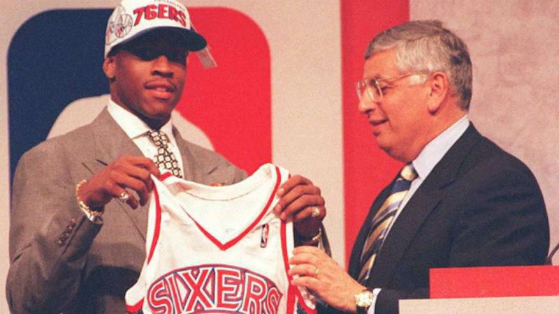 newest collection dc39c d43c5 This is the remix  Re-picking the 1996 NBA Draft