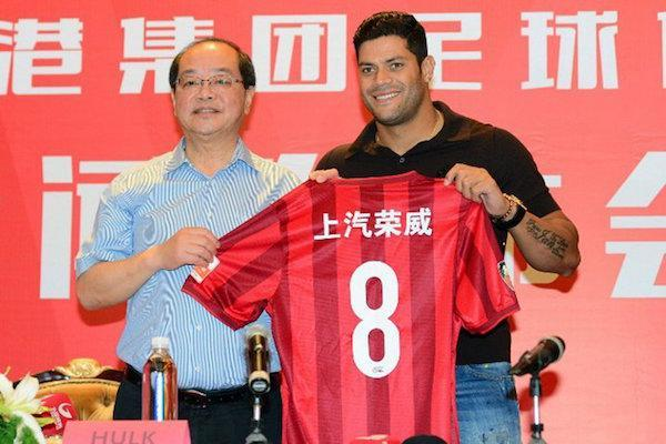 Chinese Super League salaires