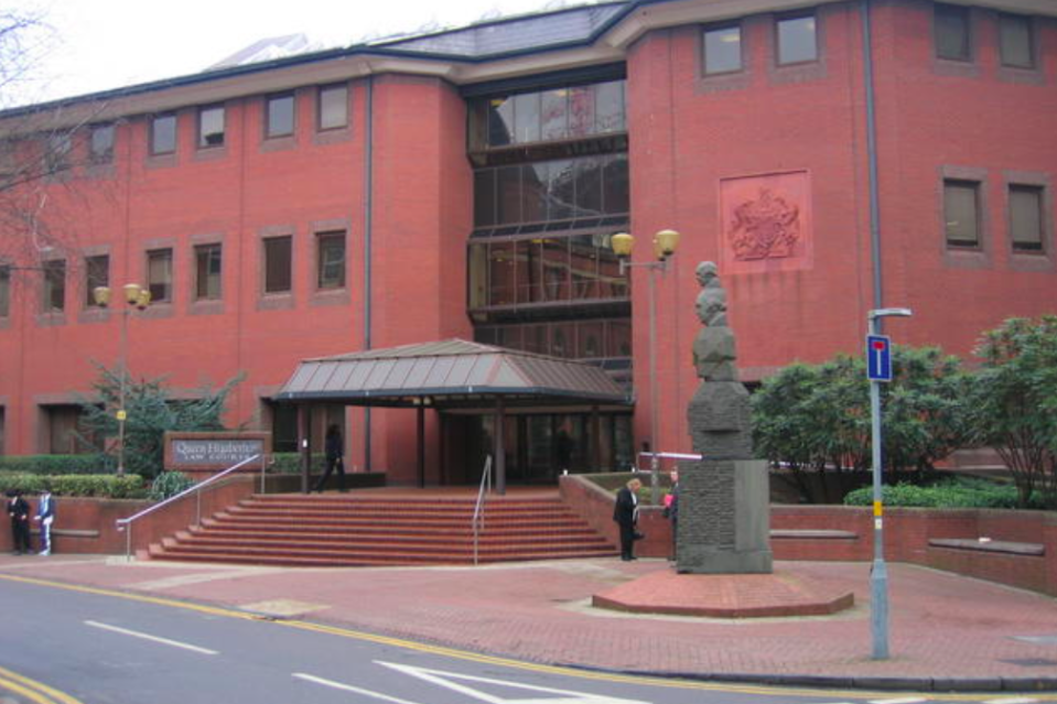 <em>Barnes was sentenced to nine years in jail at Birmingham Crown Court (Geograph)</em>