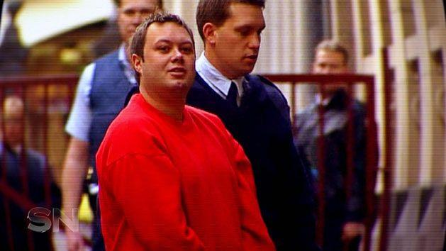 After his sentencing for four murders in 2005