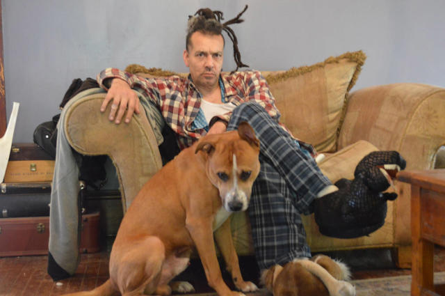 <p>Chuck Mosley was best known as the frontman for Faith No More from 1984 to 1988. He died Nov. 9 from a drug overdose. He was 57.<br>(Photo: Facebook/EMP Label Group) </p>