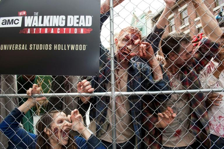 "October's season eight opener will be the 100th episode of ""The Walking Dead"" with fans being told it was less about reaching 100 than ""setting up the next 100 episodes"""