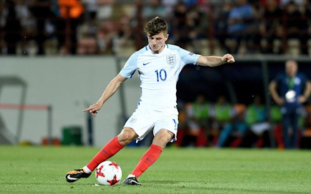 Derby bound: Frank Lampard is raiding old club Chelsea for the highly-regarded midfielder Mason Mount