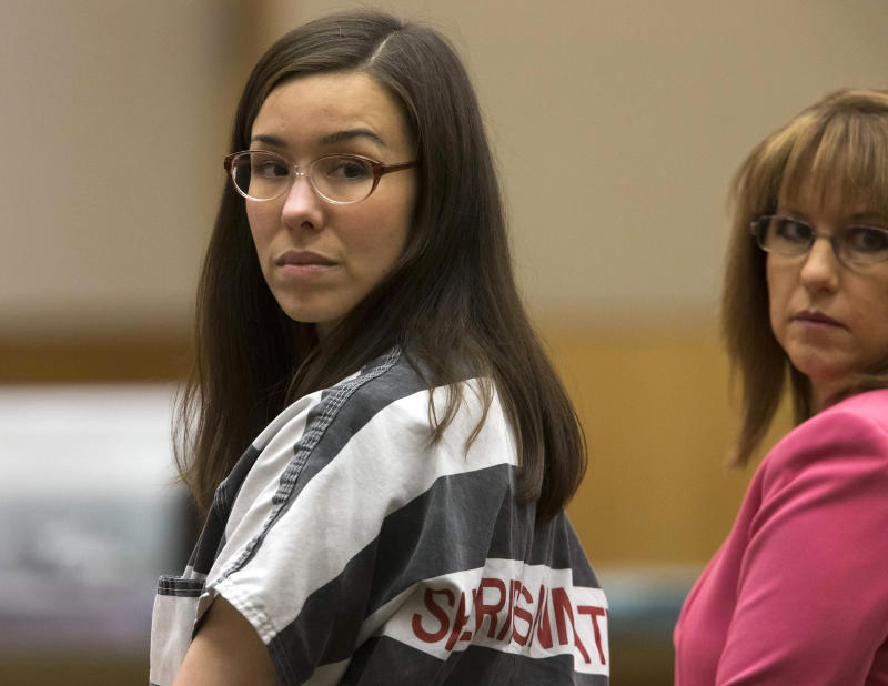 Jodi Arias' conviction in ex's murder upheld by Arizona appeals court