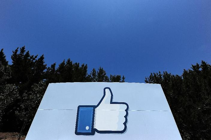 Facebook released a 'Lite' version of its application that was tailored for people using Android smartphones in places where wireless data bandwidth is scarce (AFP Photo/Robyn Beck)