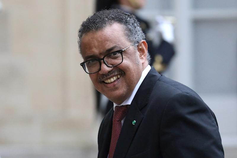 """""""Ebola does not take sides. It is the enemy of everybody,"""" WHO chief Tedros Adhanom Ghebreyesus told the opening of the organisation's annual assembly in Geneva, warning that the risk of spread in the DRC """"remains very high"""""""