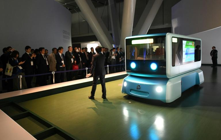 The main sector hoping to use the 2020 Games as a spur to innovation is transport