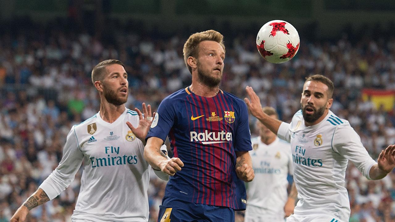 The Camp Nou side hold a big lead over their rivals, but the Croatian midfielder believes that Zinedine Zidane's side will bounce back