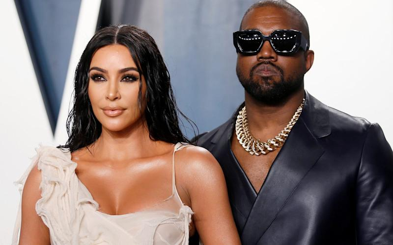 "The Kardashian-Wests have just returned from the Dominican Republic where they apparently went to ""focus on their marriage"""