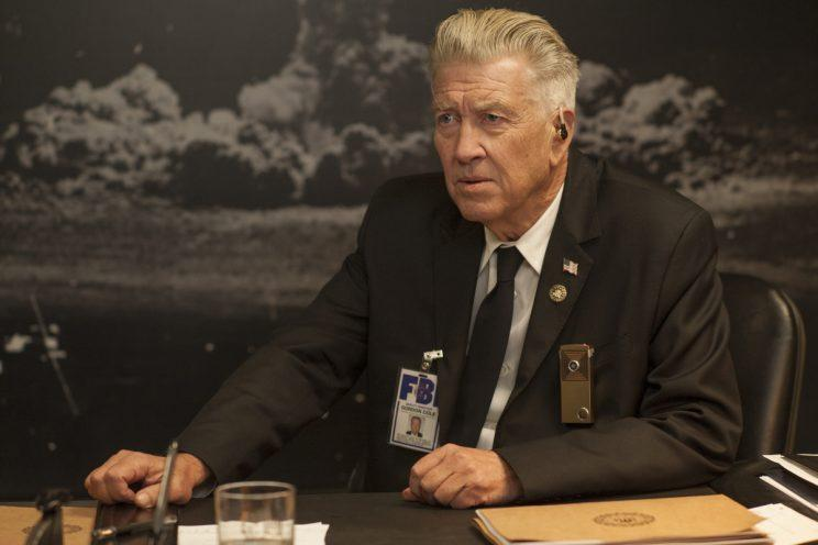 David Lynch in Twin Peaks. Photo: Suzanne Tenner/SHOWTIME