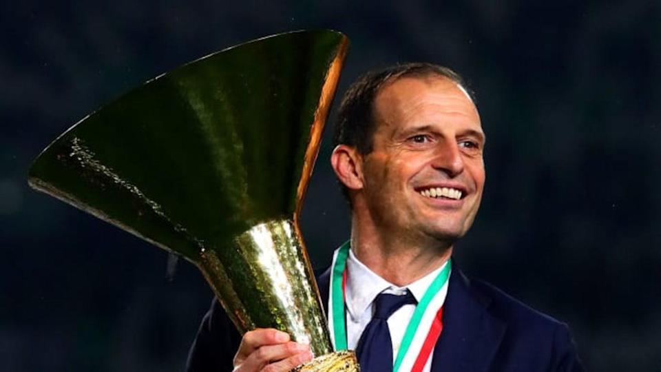 Massimiliano Allegri | Chris Brunskill/Fantasista/Getty Images