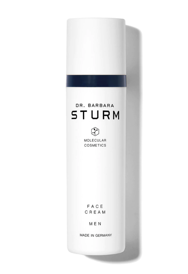 "<p>drsturm.com</p><p><strong>$215.00</strong></p><p><a href=""https://www.drsturm.com/face-cream-men/"" rel=""nofollow noopener"" target=""_blank"" data-ylk=""slk:Shop Now"" class=""link rapid-noclick-resp"">Shop Now</a></p><p>Dr. Barbara Sturm tends to bring out the skincare fanatic in people, and this fast-absorbing (but effective) hassle-free lotion could be the gateway drug. </p>"
