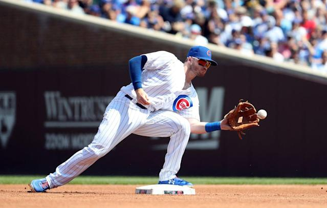 Cubs going with a 3-man bench cuts down on Joe Maddon's late-inning options