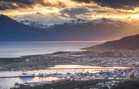 Ushuaia, Argentina - Credit: Getty