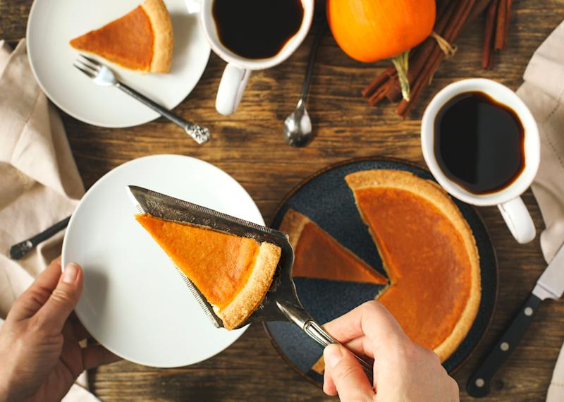 Data from Grubhub shows most Americans are not trying to get their pumpkin fix in August. (Photo: Anjelika Gretskaia via Getty Images)