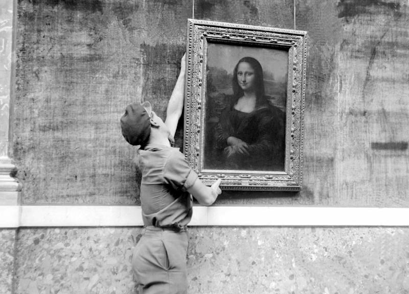 "The ""Mona Lisa"" is one of the world's most famous paintings (AFP Photo/)"