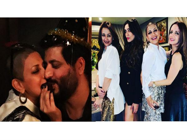 Sonali Bendre's Touching Birthday Wishes From Friend