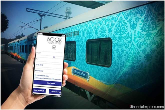 Pay more for IRCTC train tickets