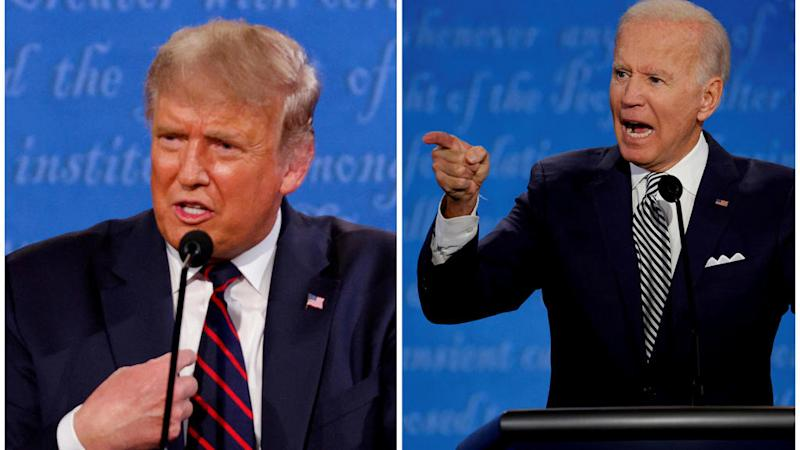 Trump, Biden to hold competing town halls after second debate cancelled