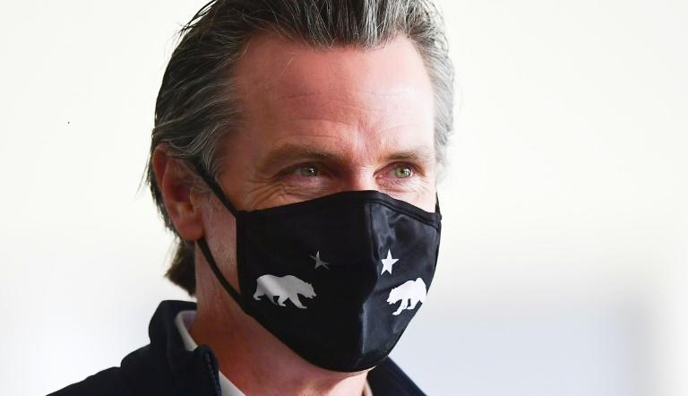 California Governor Gavin Newsom announced the state could reopen on June 15