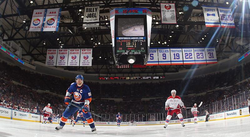 Tavares' Isles homecoming moved from Barclays Center to Nassau Coliseum