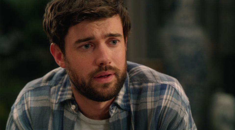 Jack Whitehall in the Clifford The Big Red Dog trailer (eOne UK)