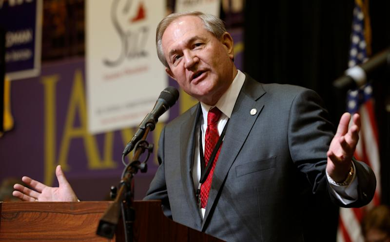 Former Virginia Gov. Jim Gilmore