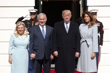 Netanyahu, Trump Talked Iran And US Embassy During Joint Conference