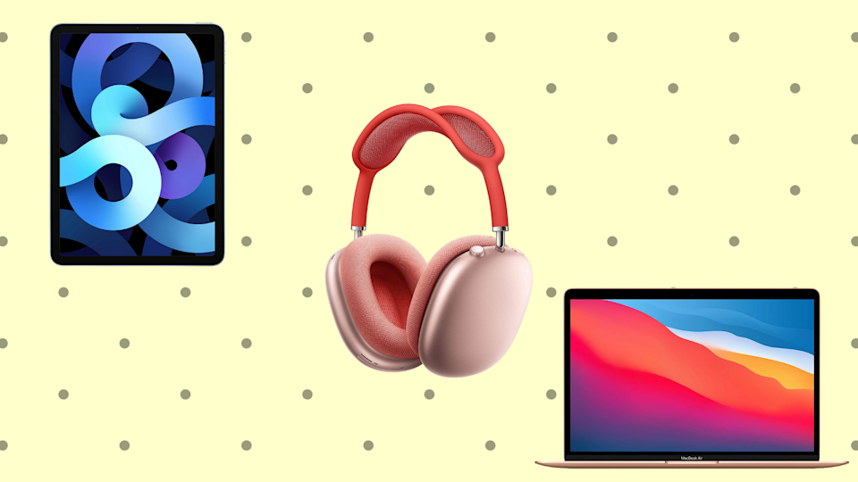 Make this a Memorial Day to remember with these knockout deals. (Photo: Apple)