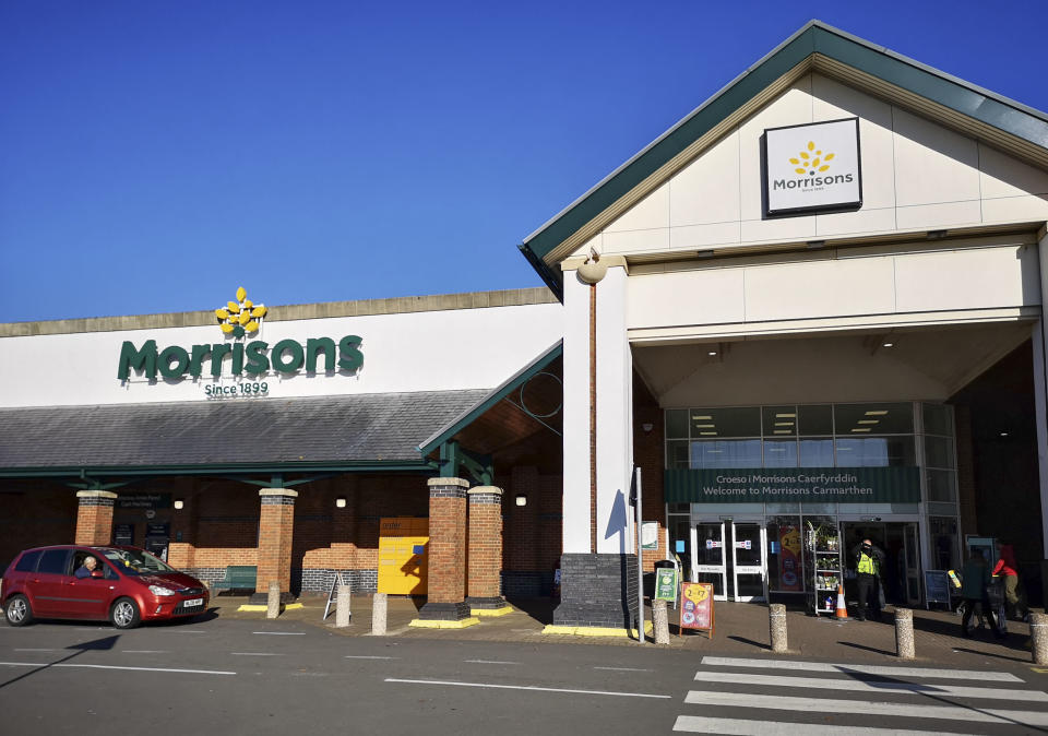 Morrisons minimum hourly pay is currently £9.20 an hour. Photo: Getty Images