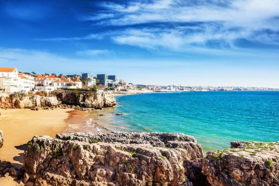 Cascais is a short hop from Lisbon (Getty/iStock)