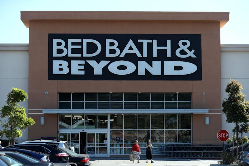 Charming Stock: Bed Bath & Beyond Inc. (NASDAQ:BBBY)
