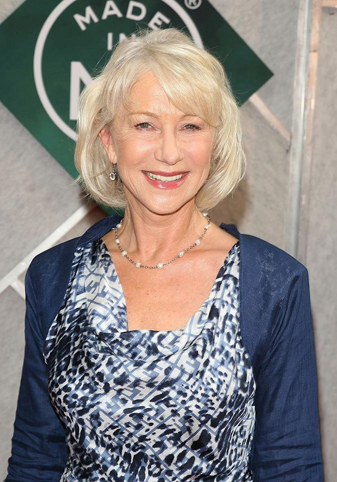 """<a href=""""http://movies.yahoo.com/movie/contributor/1800011130"""">Helen Mirren</a> at the New York City premiere of <a href=""""http://movies.yahoo.com/movie/1810073953/info"""">The Sorcerer's Apprentice</a> - 07/06/2010"""