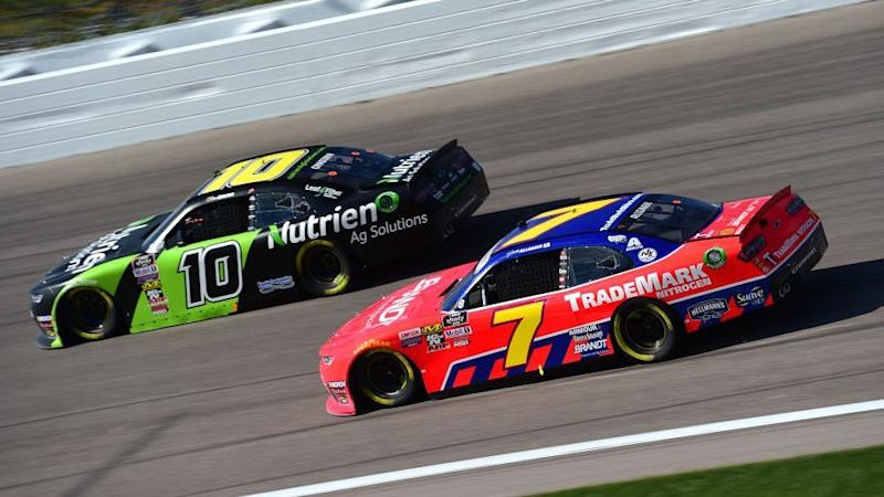Saturday's Xfinity race at Kansas: Start time, forecast and more