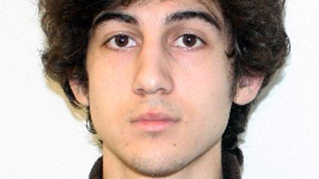 Accused Boston Marathon Bomber Dzhokhar Tsarnaev Arrives at Court House
