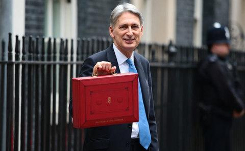 Philip Hammond  - Credit: Getty