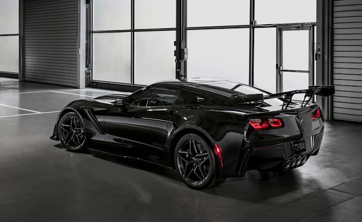 2019 Chevrolet Corvette ZR1.
