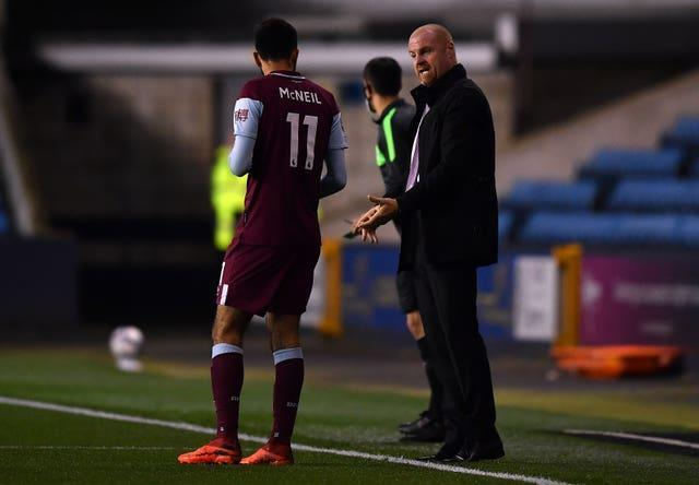 Millwall v Burnley – Carabao Cup – Third Round – The New Den