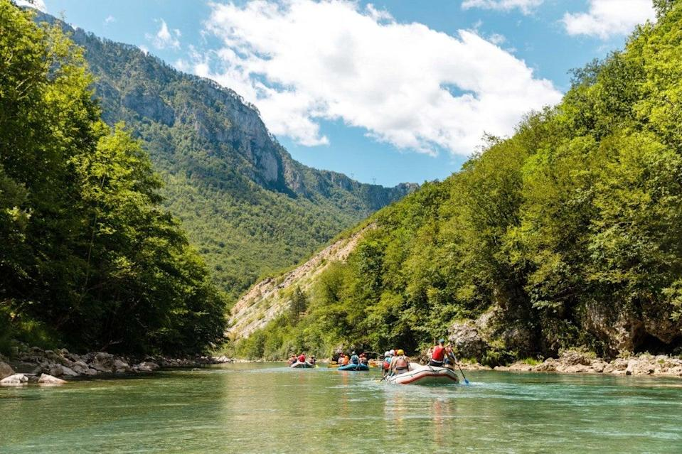 One of Much Better Adventures's trips to Montenegro (Much Better Adventures)