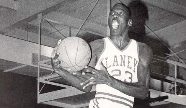 Was Michael Jordan really cut from his high school team  30b58b6da