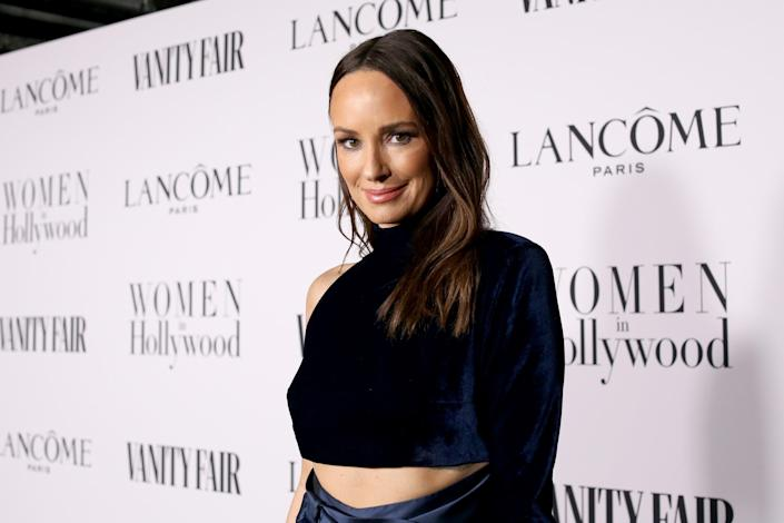 """Catt Sadler posted on her Instagram page that she is experiencing """"not mild"""" symptoms of the coronavirus and believes it is the Delta variant (Getty Images for Vanity Fair)"""