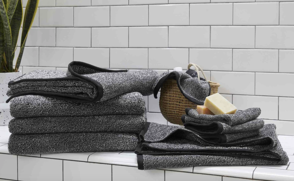 Time to throw away your mismatched towels. (Photo: Brooklinen)