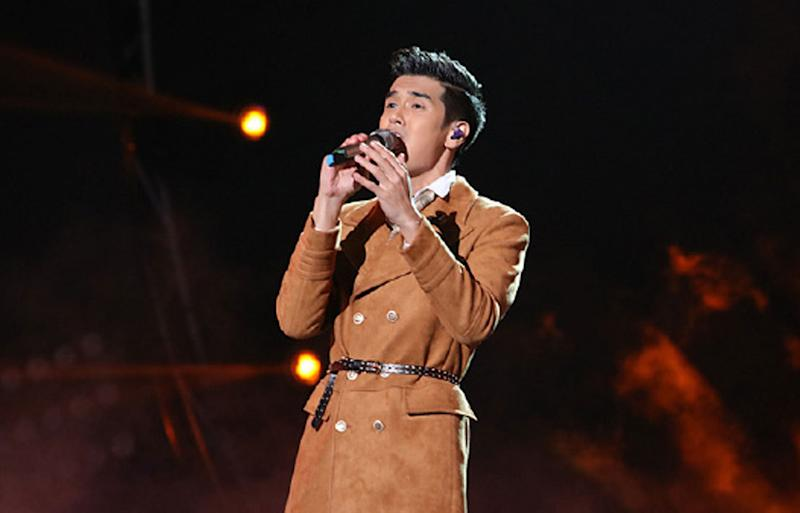 Nathan Hartono Duets With Jay Chou At Sing! China Final