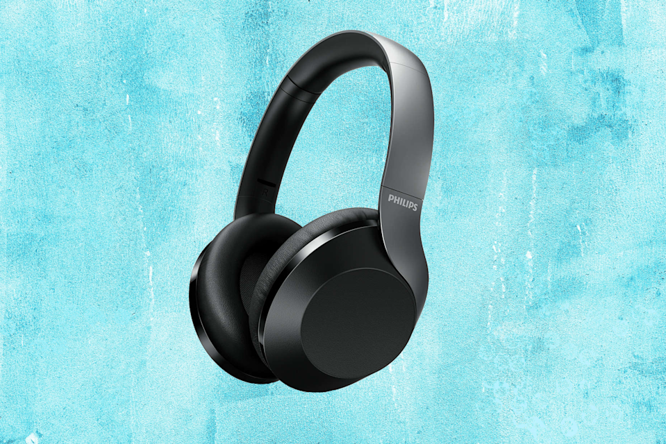 Save $111 on these Philips Hi-Res Audio Wireless Over-Ear Headphones. (Photo: Walmart)