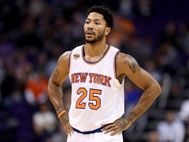 new arrival 0c8d3 6db8f Derrick Rose has reportedly agreed to a deal with the Cavs ...