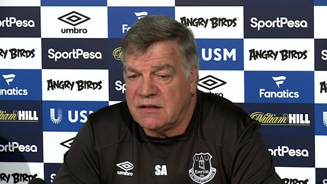 Speaking ahead of Everton's clash with relegation threatened Southampton, Sam Allardyce expressed his shock at the perils of the Premier League's bottom three clubs.