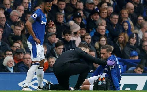 "Everton's players have been undergoing psychological therapy in an attempt to end the culture of 'fear' causing a dire away record. The Merseyside club has won just once on the road this season – at Newcastle – which is why they have spent so much time in the bottom half. They travel to Stoke City this Saturday knowing a win would effectively guarantee their Premier League status, which already looks reasonably secure thanks to their contrasting home form. Manager Sam Allardyce believes the issue is mental rather than physical, technical or tactical. ""I think it's fear away from home,"" he said. ""I think the fear kicks in, which is why I thought we'd get a result against Burnley. Getting the first goal I thought would be the release. ""You have to find a balance between complacency and fear. You lie in the middle, which is anxiety. You have to be anxious before the game, but not too fearful. Too fearful and you freeze. Too complacent, it's just as bad as being too fearful. Fear can do many things to a player on the field of play, where it looks like he has frozen and can't deliver what he can."" The Everton manager hopes his squad will reap the benefits of psychological assistance. ""They are getting some help. We have used our in-house sports psychologist who has been here for quite some time and slowly he is integrating himself with some of the sessions with the players,"" he said. ""I hope it will have an affect on how we achieve a result. I think everything in the world of football today revolves around coping with the pressure. The way you cope with the pressure is being able to focus, and if the sports psychologist allows them to focus on the positives rather than the negatives around them, then it gives them a better chance of delivering a performance. ""We have tried a number of things – change of system, change of personnel, I think the change of mentality is the big one, we have been using a bit more working on the mind in the analysis room, Who we are, what do we want to get, what do we want to achieve. The main aim is visualising your performance and visualising the performance that you give at the top level. Thinking aboiut that to yourself in a positive frame of mind before you run out on a Saturday. All the preparation tactically and technically is fine, but if the player spends a little more time thinking about his best performance and putting himself in the right frame of mind then that best performance will have a better chance of being delivered."" Allardyce, meanwhile, took the unusual step of dismissing his own's club's assessment of midfielder Gylfi Sigurdsson's likely lay-off period. Everton announced a 'six to eight week' absence for the Icelandic midfielder on Wednesday. Allardyce is optimistic about Gylfi Sigurdsson's recovery Credit: Reuters But Allardyce did not rule out the club record signing recovering from a knee injury and featuring again in this campaign. ""Someone gave out the wrong statement. It can be less than that. Whoever gave that statement out is going to get a b--------- today - so well done,"" he said. ""You cannot predict a length of injury in its entirety because you have people who heal quicker. ""For me it is how is it in the next two weeks? When you sustain an injury immediately after there is a settling down period and then it is how quickly the player recovers. ""We have a highly-qualified medical staff and equipment to try to speed up any injury and I always felt it the wrong thing to do to tag an injury for its time limits because people recover quicker than others. ""Obviously Gylfi's recovery time could be shorter than we might expect. Medics and specialists give a conservative view and you try to beat that and try to get Gylfi back as soon as you can. ""Gylfi's motivation is obviously to get back playing for us and playing for Iceland in the World Cup."""